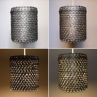 Soda Tab Small Drum lampshade