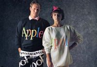 Apple's Clothing Line Circa 1986