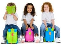 Getting these Trunki carry ons (and ride ons) for our fall Disney trip
