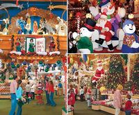 Bronner's CHRISTmas Wonderland - The largest Christmas store in the world in Frankenmuth, Michigan. Been there...
