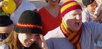 These basic crochet hats are great! And the pattern is free. Lucid and Lunatic - Crochet Me