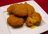 the one thing i miss from hillcrest's cafeteria...corn nuggets