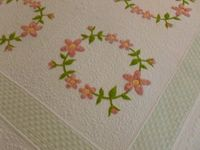 Machine Quilting Professional: View Photo:Spring Shadows
