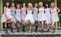 Boots and Bridesmaids