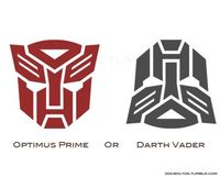 Transformers or Star Wars?