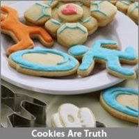 I want: Portal cookie cutters