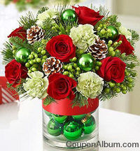 1800 Flowers Holiday Flower Deals!