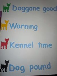 Dog theme classroom ideas