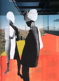 Graham Moore - Collage