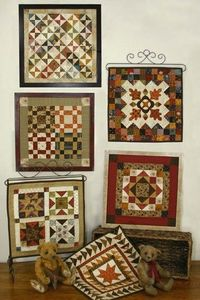 great site for little quilt patterns