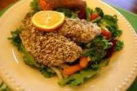 Great tilapia recipe.