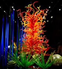Chihuly 2008 Mille Fiori