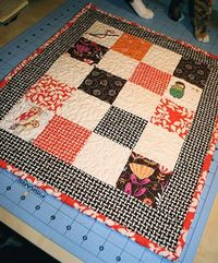 Doll Quilt Sew-Along - Part 1 (links to the other parts are at the top of the page)