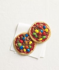 Peanut M's and Jelly Cookies Recipe