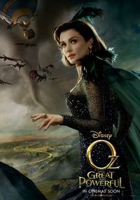 Disney releases four posters for OZ
