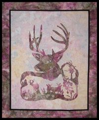 Wildlife & Western Quilting Patterns From Willow Bend Creations