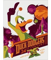 Duck Dodgers in the 24 1/2th Century