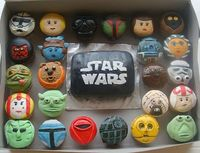 amazing star wars cupcakes