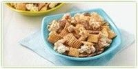 Snickerdoodle Chex Mix - Click image to find more Food & Drink Pinterest pins