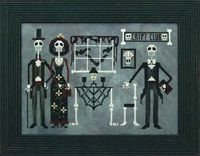 Crypt Club, The - Cross Stitch Pattern