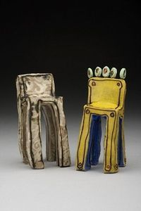 Pairs of Chairs - Scot Cameron-Bell