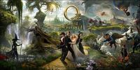 Oz: The Great and Powerful Theatrical Trailer Released