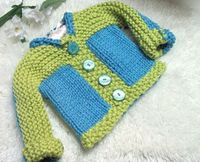 Bulky Knit Toddler's Pullover Pattern PDF Child 3 by LaurelArts, $4.50