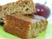 Applesauce Bars - The Kitchen Table - The Eat-Clean Diet®