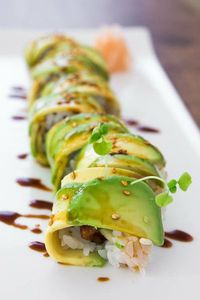 Caterpillar Roll Recipe