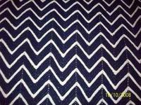 How to make a chevron afghan
