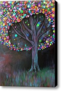 Button tree - Click image to find more DIY & Crafts Pinterest pins