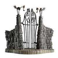 WDCC Jack Skellington's Gate from the Nightmare Before Christmas