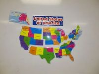 Regions of the United States (Cut and Laminate a Poster)