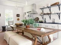 Kitchen tables with benches | kitchen tables with chairs | The Kitchen Pantry Ideas