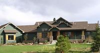Rear View House Plans, Ranch Style Home Plans, Craftsman Home Plans