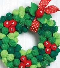 Felt Holiday Wreath : crafts :  Shop | Joann.com