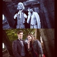 Oh Moffat, you fanboy. I love you, even if you are the devil.