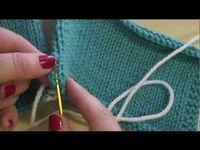 How to Seam: Mattress Stitch