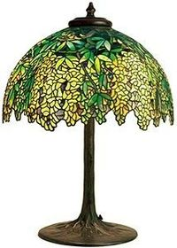"""indescribable by Louis Tiffany... most likely designed by Clara in his """"women's studio"""""""