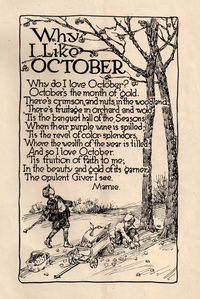 Wee Wisdom Magazine October 1919 via girlyme