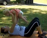 10 Exercises You Can Do with Baby