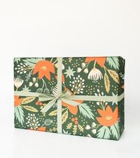 ++ Holiday Greens Wrapping Sheets by Rifle Paper Co.