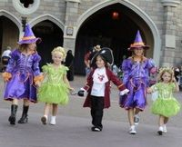 Walt Disney World: It's summer �€� time to start thinking about the holiday celebrations at Walt Disney World