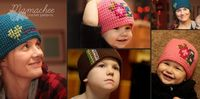 EASY: Free Crochet Pattern - Cross Stitch Hat