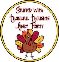 Fern Smith's Classroom Ideas! Stuffed With Thankful Thoughts for 2012!