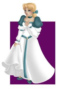 Princess Cinderella - Disney Princess Fan Art