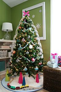 Our Dreamy DIY Christmas Tree
