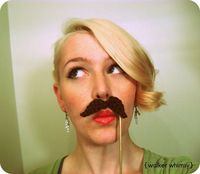 {walker whimsy}: Ode to the Mustache