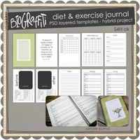 diet and exercise journal