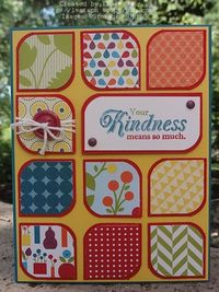 CCREW0812DF Kindness by Lisa Martz